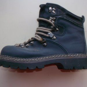 Blue Hiking Boots Boy (or Girl) Size 1